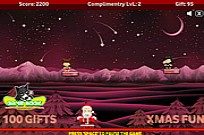 Play 100 Gifts Xmas Fun game