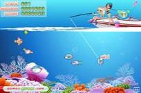 Play Sexy Girl Fishing game