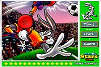 Bugs Bunny Hidden Star Game