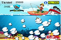 Play Pearl Hun in Sea game
