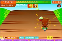 Play Beary's Bike Ride game