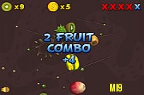 Play Fruit Slasher 3D game