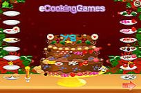 Play New Year 2011 Cake Decoration game