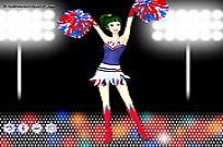Play Cheer Leader game