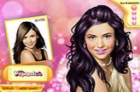 Play Nina Dobrev Makeover game