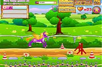 Play Pony Race game