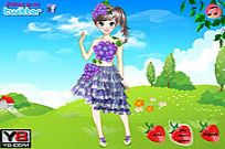 spielen Cute Fruit Doll Dress Up Spiel