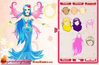 Play Sweet Fairy Dressup game