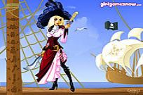 Play Lady Pirate game