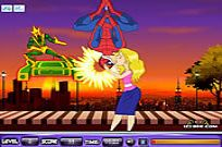Play Spider Man Kiss game