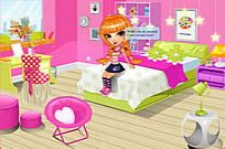 Play Cute Yuki's Bedroom game
