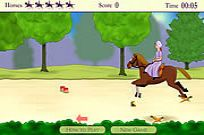 Play Penny's Courageous Ride game