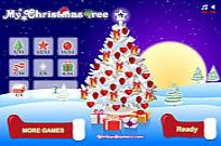 Play My Christmas Tree game