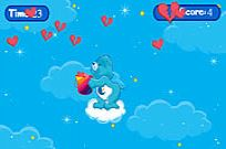 Play Care Bears - Happy Hearts Game game