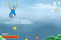 Play Rayman - Slap Flap, And Go! game
