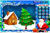 Play Santa's Tree game