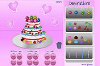 Play Cake Decorate game