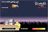 Play The Wildhearts Stage Dive game