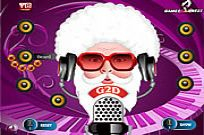 Play Santa Dj Makeover game