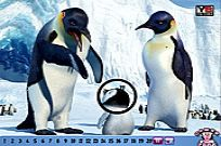 spielen Hidden Numbers-Happy Feet 2 Spiel