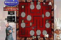 Play Ratatouille Grab The Grub game