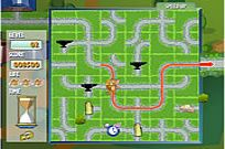 Play Tom And Jerry In Cheese Chasing Maze game