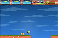 Play Spongebob Squarepants - Fall Fall Fall Away game