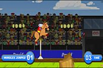 Play Pepcid Horse Jumping game