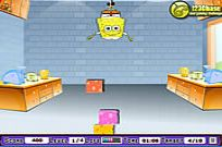 Play Spongebob Square Pants - Cheesew Dropper game