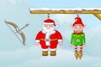 Play Gibbets: Santa in Trouble game
