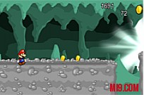 Play Mario Mine Escape game