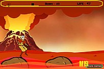 Play Avatar Cross The Lava game