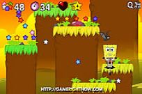Play Spongebob Super Jump game