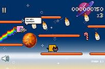spielen Nyan Cat: Lost In Space Spiel