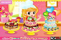 Play My Sweet 16 Cake 2 game