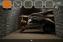 Play Dragons Treasure Escape game