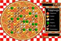 Pizza Puzzle Game