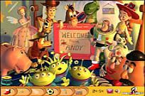 Hidden Objets - Toy Story Game