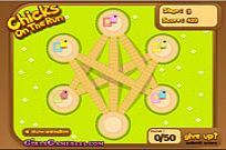 jugar Chicks On The Run juego
