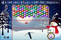 Play Christmas Bubblejam game