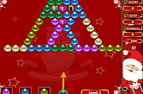 Play Bubble Shooting Christmas Special game