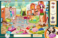 Play Shopping Frenzy game
