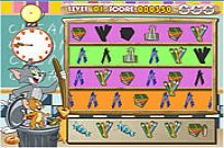 Play Tom And Jerry Classroom Clean Up game