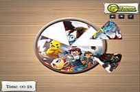 Foto tarta - Pokemon Game