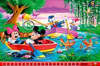 Play Hidden Numbers - Mickey Mouse game