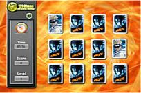 Play Naruto Memory Match game