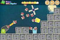 Play Mushroom Cannon 3 game