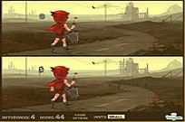 Play Little Red Riding Hood - A Post Apocalyptic Adventure game