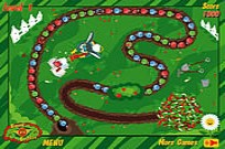 Play Bunny VS Beetles game