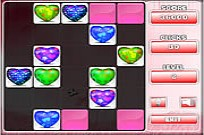 Play Memory Of Valentine's Day game